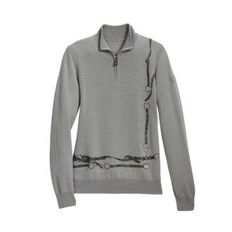 Dover Saddlery® Ladies' Hollis Quarter-Zip Sweater