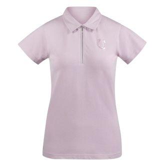 Horze Ladies' Amy Stretch Piqué Polo Shirt