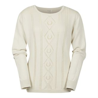 EQL by KerritsLadies' Lucky Organic Cotton Sweater