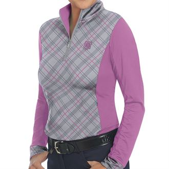 Romfh® Ladies' Plaid Chill-factor™ Sun Shirt