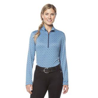 Kerrits® Ladies' IceFil® Lite Long Sleeve Print Riding Shirt