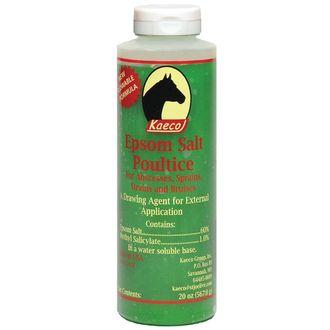 Epsom Salt Poultice squeeze bottle