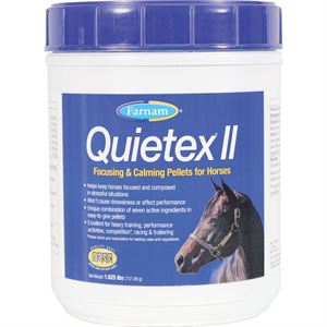 Farnam® Quietex II™ Focusing & Calming Pellets 1.625 lb