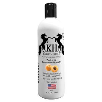 Knotty Horse™ Apricot Oil Treatment & Detangler