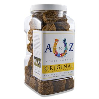 A to Z Original Molasses Flavor Horse Cookies