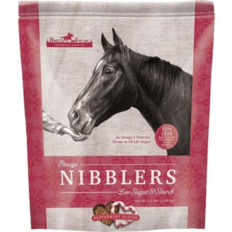 Omega Fields® Peppermint Omega Nibblers® Low Sugar & Starch