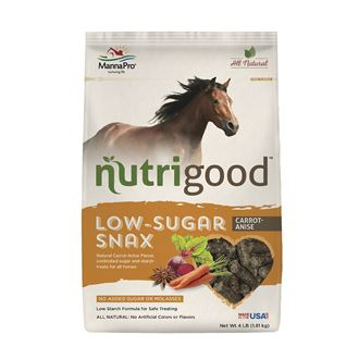 Manna Pro® NutriGood™ Low Sugar Snax