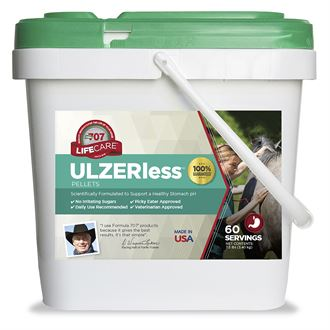 Formula 707® ULZERless® Pellets