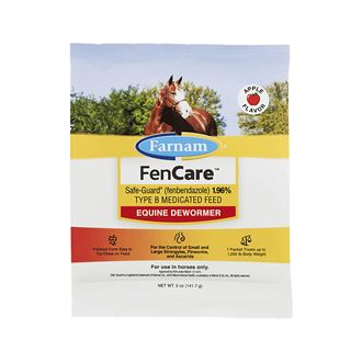 Farnam® FenCare™ Safe-Guard® 1.96% (fenbendazole) Type B Medicated Feed