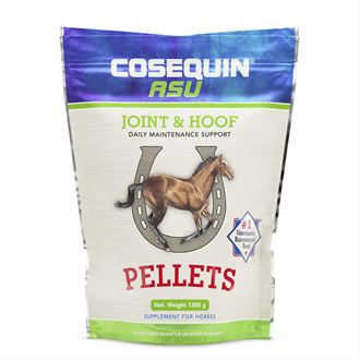Cosequin® ASU Joint & Hoof Daily Maintenance Support - Pellet Form