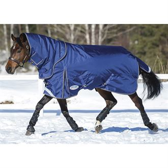WeatherBeeta® ComFiTec™ Tough Detach-A-Neck Medium Weight Turnout Blanket
