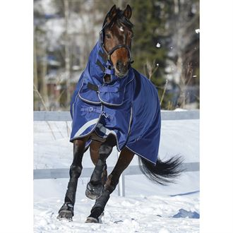 WeatherBeeta® ComFiTec™ Tough Detach-A-Neck Heavyweight Turnout Blanket