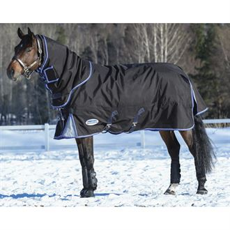 WeatherBeeta® ComFiTec™ Ultra Cozi Detach-A-Neck Medium Weight Turnout Blanket