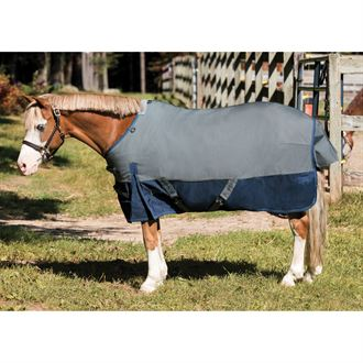 NorthWind® by Rider's International® Plus Pony Medium Weight Turnout Blanket