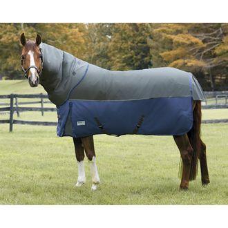 NorthWind® by Rider's International® Plus Detach-A-Neck Medium Weight Turnout Blanket