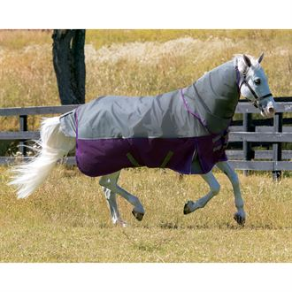 NorthWind® by Rider's International® Plus Detach-A-Neck Heavyweight Blanket