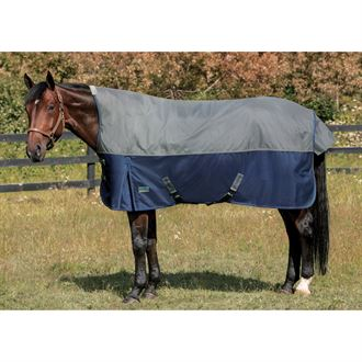 NorthWind® by Dover Saddlery® Plus High-Neck Heavyweight Turnout Blanket
