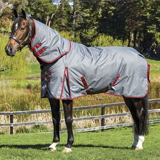 WeatherBeeta® ComFiTec™ Plus Dynamic Detach-A-Neck Medium Weight Turnout Blanket