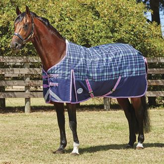 WeatherBeeta® ComFiTec™ Plus Dynamic Standard Neck Medium Weight Turnout Blanket