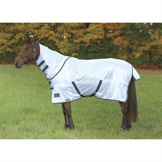 Shires Tempest Fly Sheet with Neck