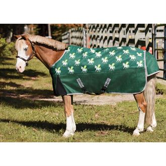 TuffRider® Pony Medium Weight Printed Turnout Blanket
