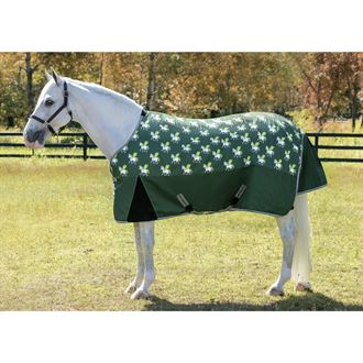 TuffRider® Medium Weight Printed Turnout Blanket
