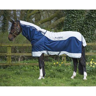 Horseware® Ireland Rambo® Summer Series Turnout with Removable Neck and No Fill