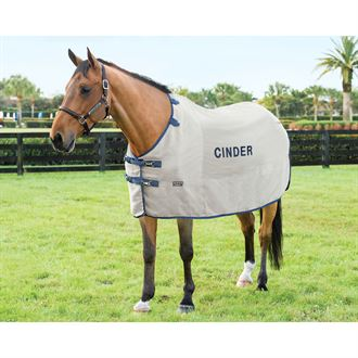 Dover Saddlery® Fly Sheet with UV Protection & Belly Band