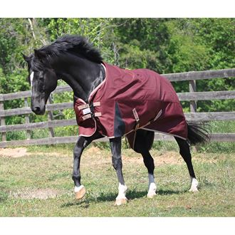TuffRider® Optimum 1680D Triple Weave Herringbone Turnout Sheet with Standard Neck