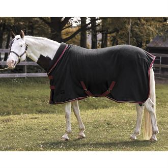 Dover Saddlery® Solid Cozy Neck Fleece Cooler