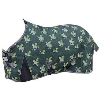 TuffRider® Pony 1200D Ripstop Standard Neck Medium-Weight Turnout Blanket