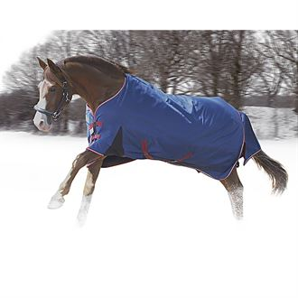 TuffRider® Pony Bonum 1200D Ripstop Standard Neck Medium-Weight Turnout Blanket