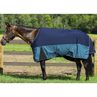TuffRider® Bonum 1200D Ripstop Standard Neck Medium-Weight Turnout Blanket