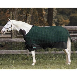 Rider's International® by Dover Saddlery® Foxdale Plaid Turnout Sheet