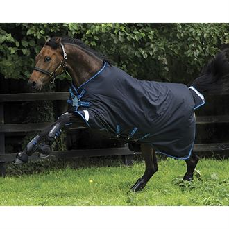 Horseware® Amigo® Bravo 12 Lightweight Turnout with Disc Closure - 100 gram