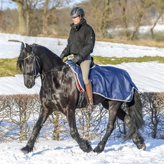 Bucas Riding Rug/Excercise Sheet