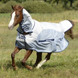 Bucas Buzz-Off Rain Sheet with Full Neck