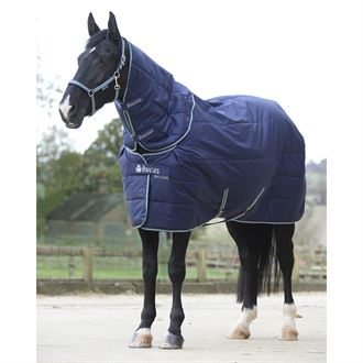 Bucas Quilt Stable Blanket Combi Neck Cover