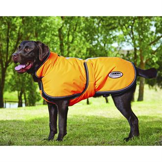 WeatherBeeta® Reflective Parka 300D Deluxe Dog Coat