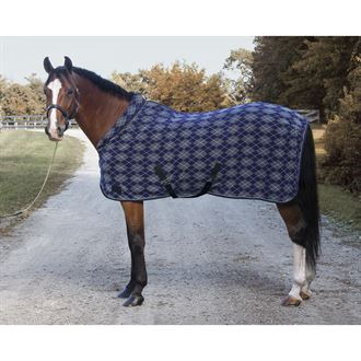 Dover Saddlery® Print Cozy Neck Fleece Cooler