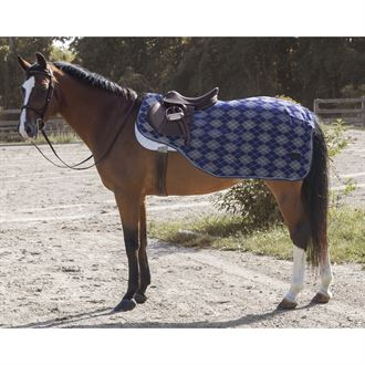 Dover Saddlery® Print Fleece Quarter Sheet