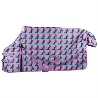 Horze Pony Bree Rain Turnout Sheet