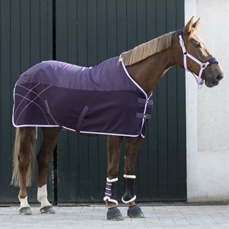 Horze Finley Summer Turnout Sheet with Mesh Panels