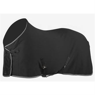 Checked Fleece Riding Blanket
