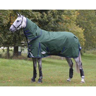 WeatherBeeta® ComFiTec™ Plus Dynamic II Detach-A-Neck Heavyweight Turnout Blanket