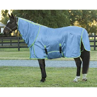 Rider's Internationalby Dover Saddlery® Removable Neck Fly Sheet with Belly Band
