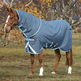 Horseware® Ireland Amigo® AmEco Bravo 12 Plus Medium-Weight Turnout Blanket