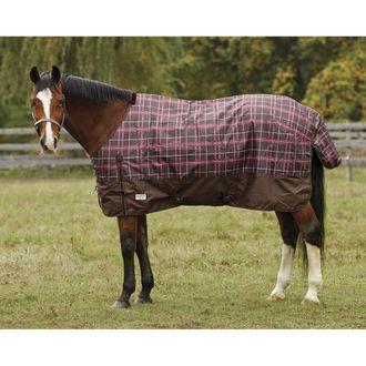 Rider's International by Dover Saddlery® Plaid Medium-Weight Turnout Blanket