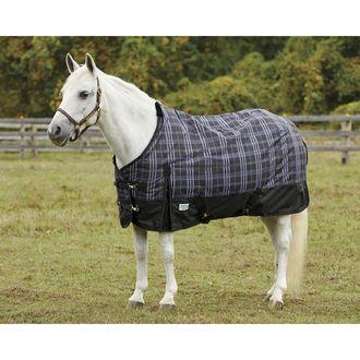 Rider's International by Dover Saddlery® PonyPlaid Medium-Weight Turnout Blanket