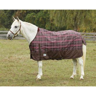 Rider's Internationalby Dover Saddlery® Pony Plaid Medium-Weight Turnout Sheet
